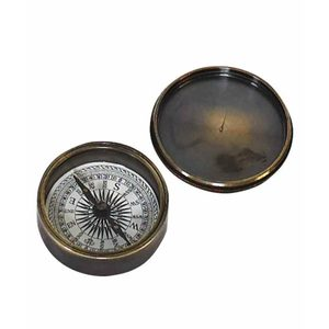 Victorian Pocket Compass