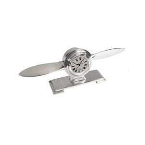 Elica-Orologio in Alluminio