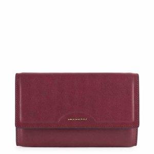 Pochette portafoglio donna per smartphone con port Gea