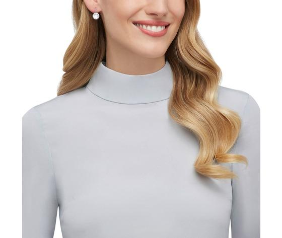 Orecchini bella mini  bianco  placcatura rodio swarovski 5085608 03
