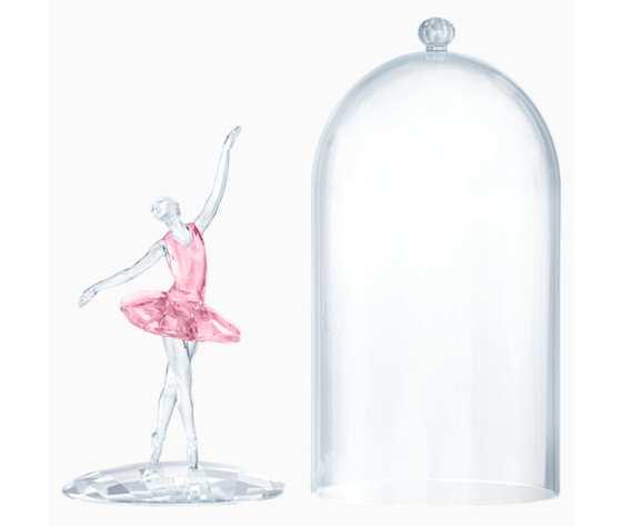 Campana di vetro con ballerina swarovski 5428649 %281%29
