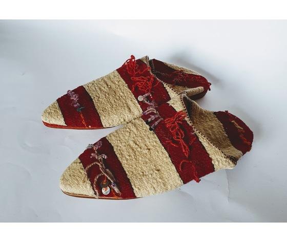 002cbb tappeto berbero fondo bianco bande