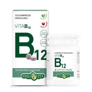 B-APPORT PLUS Vitamina B12 compresse orosolubili.