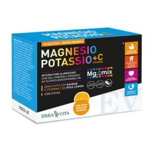 Magnesio e Potassio + Vitamina C