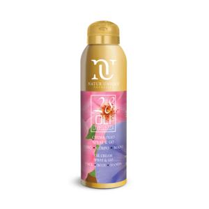 Natur Unique Crema olio Spray & Go.