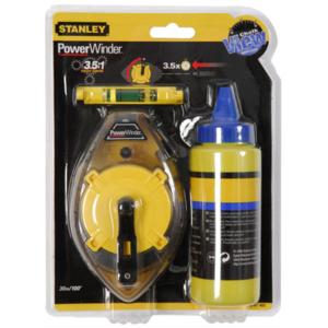 Set Tracciatore Powerwinder STANLEY 0-47-465