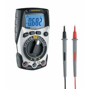 Multimetro Digitale Bluetooth CAT III-IV 600 V LASERLINER MULTIMETER POCKET XP 083.036A