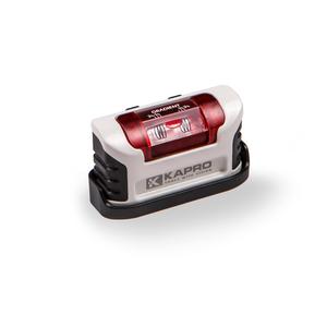 Livella magnetica 10cm tascabile con supporto cintura KAPRO 946 SMARTY