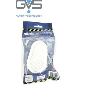 Coppia filtri antiodore di ricambio per maschere SPR299-SPR501-SPR502 GVS SPR336 P3