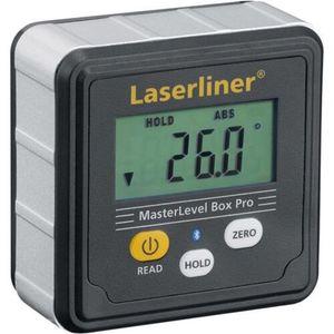 Livella magnetica digitale Bluetooth LASERLINER MASTER LEVEL BOX PRO 081.262A