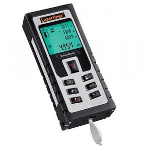 Distanziometro-Telemetro laser LASERLINER DistanceMaster 100 080.946A