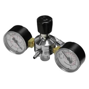 Riduttore di pressione 30 l/min per bombole usa e getta HELVI MISTERWORK 22905115K