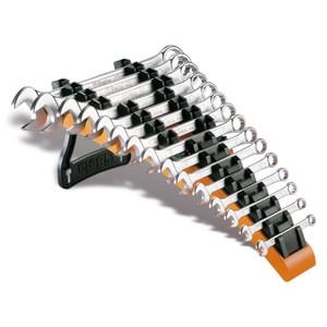 Serie di 15 chiavi combinate con supporto BETA 42/SP15 cod. 000420078