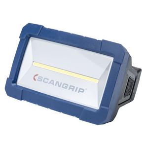 Faro-proiettore da lavoro ricaricabile SCANGRIP STAR cod. 03.5620