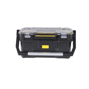 "Cassetta porta utensili 19"" con organizer separabile STANLEY TOP EDGE STST1-70317"