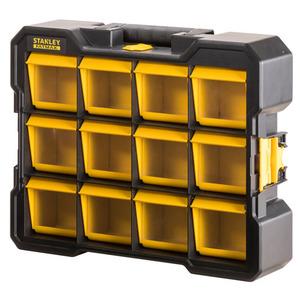 Organizer cassettiera portatile con vaschette basculanti FAT MAX STANLEY FMST81077-1