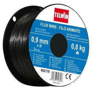 Bobina filo animato 0,9mm 0,8 Kg TELWIN 802179