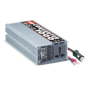 Convertitore inverter 12VDC - 230VAC TELWIN CONVERTER 1000 cod. 829447