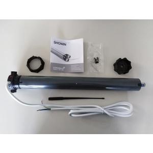 Attuatore elettrico tubolare COMUNELLO SHOWIN S45 20N cod. MS45SM20H0B00