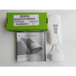 Radiocomando a 1 canale COMUNELLO R1 CONTROL BIANCO cod. MX00AT01N0W00