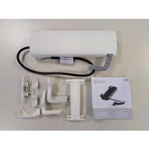 Attuatore a catena 200N COMUNELLO SMART 24V BASIC BIANCO cod. MSMART20L0W00