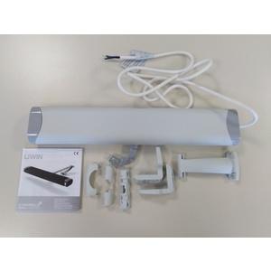 Attuatore a catena 250N COMUNELLO LIWIN L25-230V BASIC GRIGIO cod. ML25S138H0G00