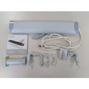 Attuatore a catena 350N  COMUNELLO LIWIN L35-230V BASIC GRIGIO cod. ML35S140H0G00