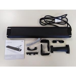 Attuatore a catena 350N COMUNELLO LIWIN  L35-24V BASIC NERO cod. ML35S140L0B00