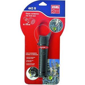 Chiave automatica per filtri olio autovetture USAG 443 N cod. U04430005
