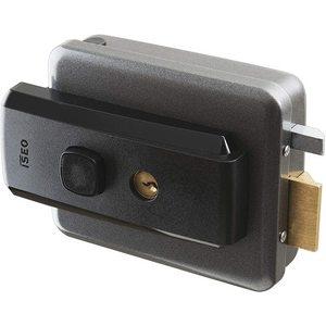 Elettroserratura da applicare per cancelli e portoni in ferro ISEO SERIE 5 cod. 52N515