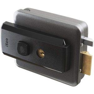Elettroserratura da applicare per portoni in legno ISEO SERIE 5 cod. 52N115