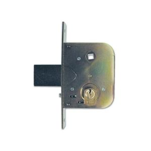 Serratura a cilindro da infilare per cancelli in ferro ISEO cod. 600450