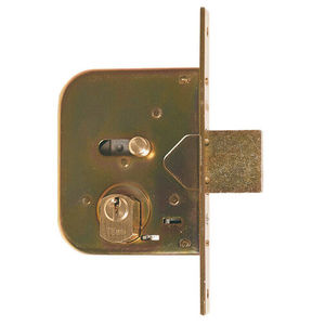 Serratura a cilindro da infilare per cancelli in ferro ISEO cod. 604451