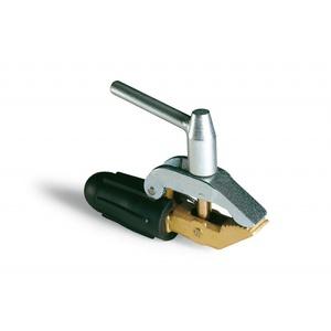 Morsetto di massa - ground clamp SACIT DELTA 6 cod. MRS000054
