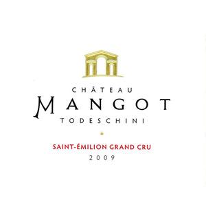 Château Mangot Todeschini 2009