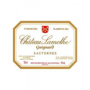 Château Lamothe-Guignard - Sauternes 2009