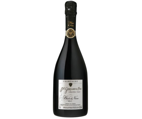 129a champagne brut blanc de noirs jm gobillard