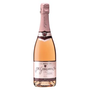 Champagne JM. Gobillard & Fils - Brut Rosé