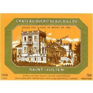 Château Ducru-Beaucaillou 2ème Cru Classé 2000