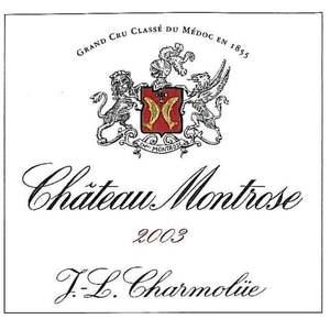 Château Montrose 2003