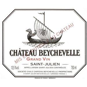Château Beychevelle 4ème cru Classé 2000
