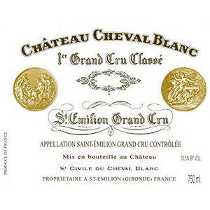 Château Cheval Blanc 1er Grand Cru Classé 1995