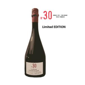 Champagne Laurent Lequart - Cuvée N.30 Millesimé 2011