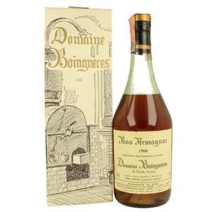 Domaine Boingnères - Bas-Armagnac 1968