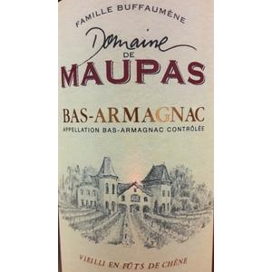 Domaine de Maupas - Bas-Armagnac 1989