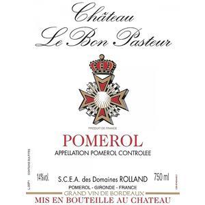 Château Le Bon Pasteur Grand Cru Classé 2000