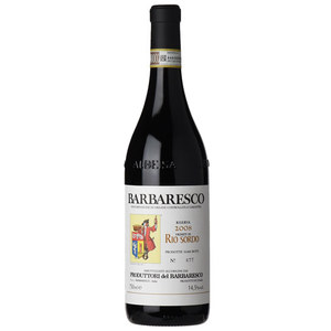 Produttori del Barbaresco - Barbaresco 'Rio Sordo' 2008
