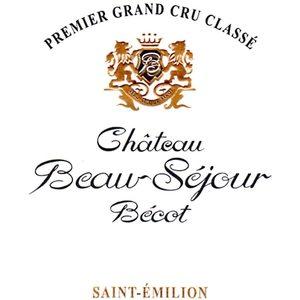 Château Beau-Séjour Bécot 2002