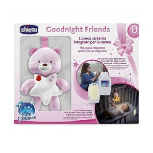 Baby monitor Chicco Goodnight Friends
