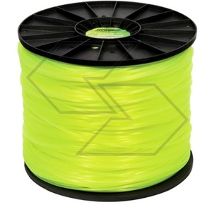 BOBINA FILO 10 KG STRONG QUADRO  4 mm